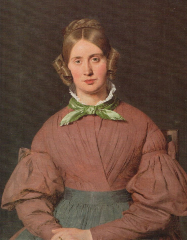 The Portraiture of Christen Købke.