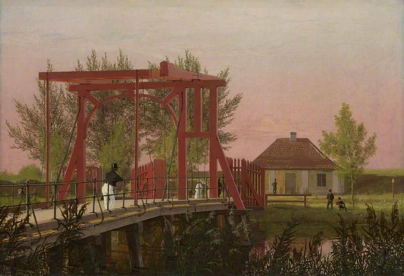 Christen Købke (1810.