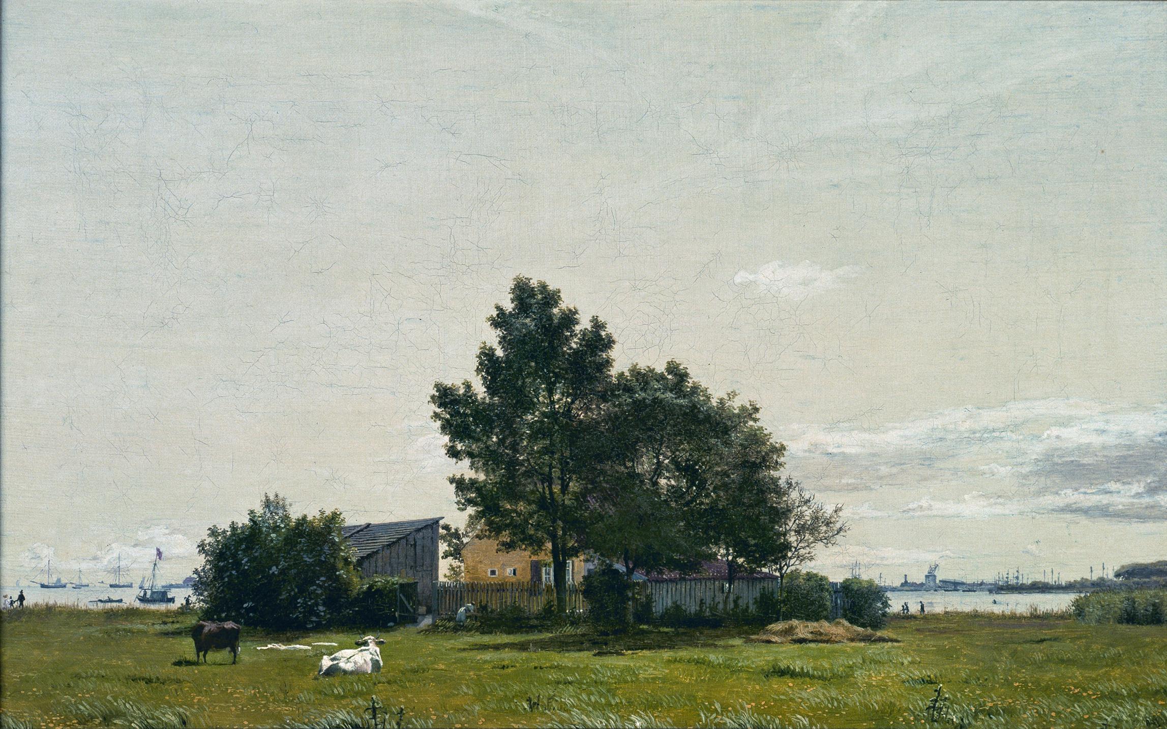 Christen Købke.