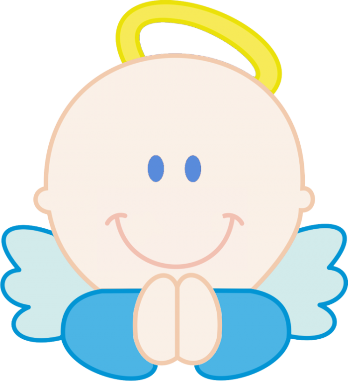 Christening Angel Png Vector, Clipart, PSD.