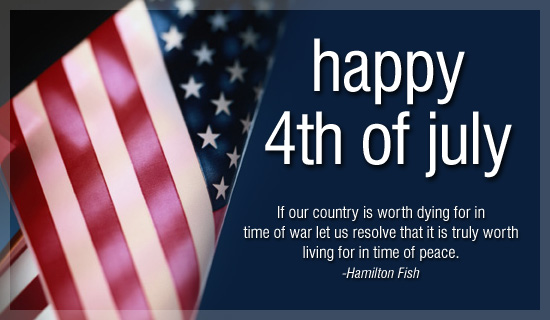 Happy 4th of July Wishes 2019.