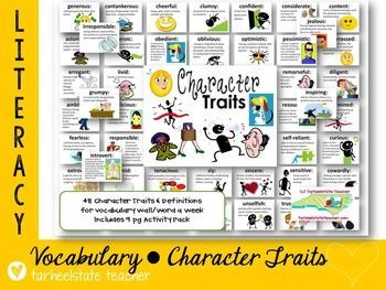 25+ best ideas about Character Traits Definition on Pinterest.