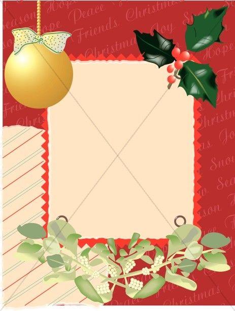 Christian Christmas Borders, Christmas Border Clipart.