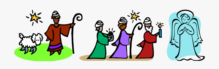 Free Collection Of Free Religious Christmas Clipart.