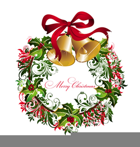 Religious Merry Christmas Clipart Free.