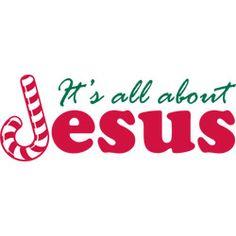 Christian christmas tshirt clipart.