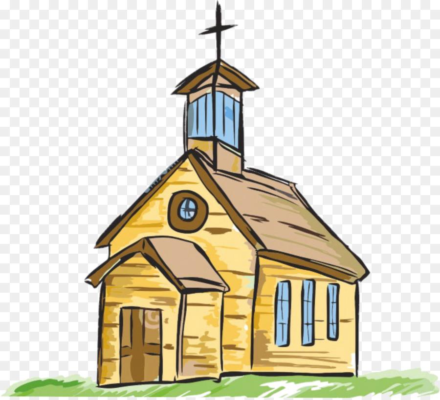 Christian Church Steeple Black church Clip art.