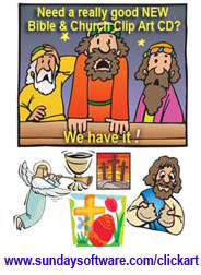Christian Click Art CD Helps.