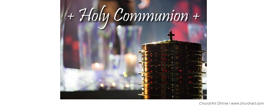 Communion clip.