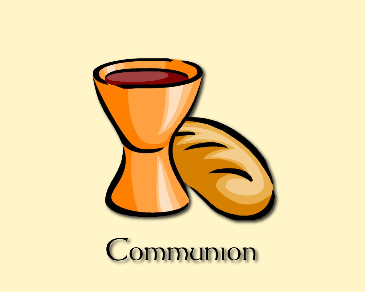 Holy Communion Clip Art Free Clipart.
