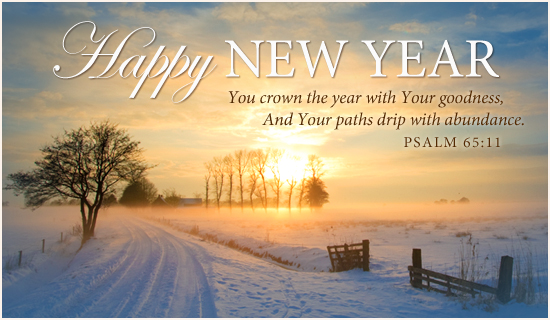 HAPPY NEW YEAR & BLESSINGS to ALL!.