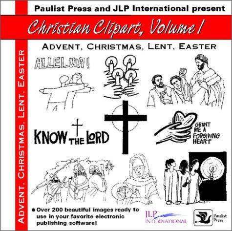 Advent, Christmas, Lent, Easter (Christian Clipart).