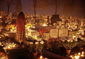 All Saints' Day.