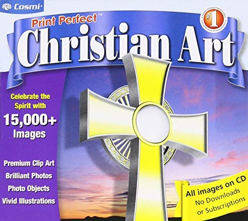 Printperfect Christian Clipart with 15,000+ Images: Amazon.