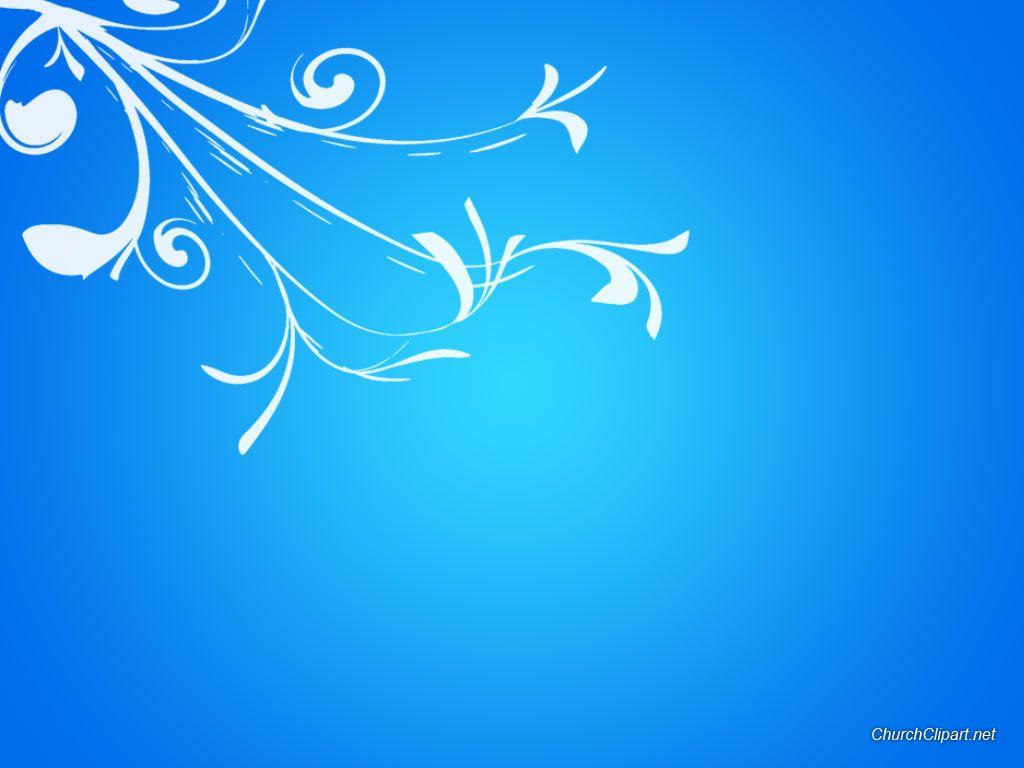 powerpoint christian background templates, modern blue.