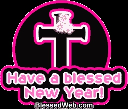Happy New Year Christian Clipart#2033041.