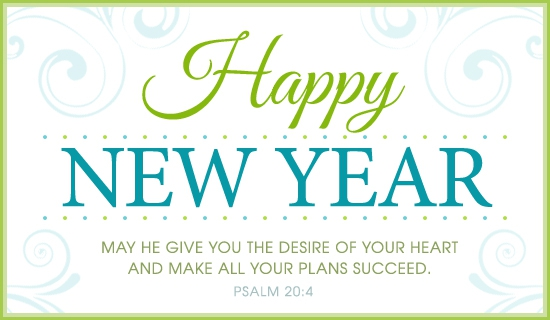 Happy New Year Christian Clipart#2033031.