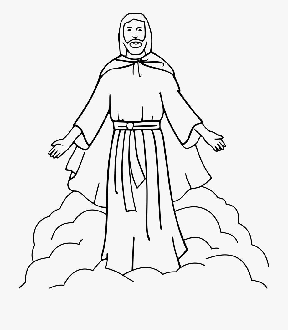Free Jesus Clip Art Christian Clipart Wallhi Clipartcow.