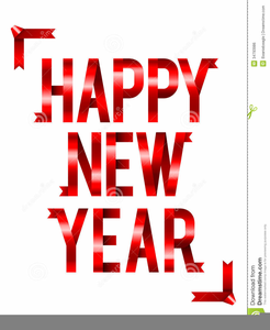 Christian Clipart New Years.