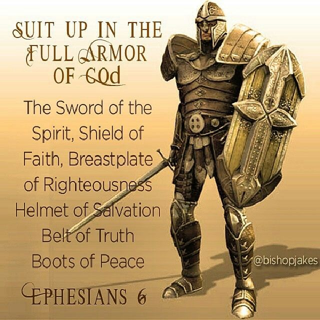 17 Best images about FULL ARMOR OF GOD on Pinterest.