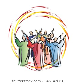 Free christian clipart for pentecost 5 » Clipart Station.