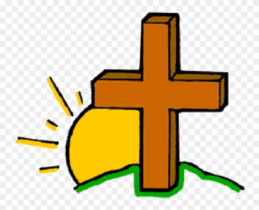 Cross Easter Clipart.