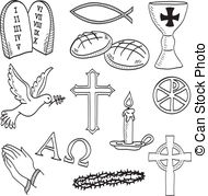 Christian Illustrations and Clip Art. 53,819 Christian royalty free.