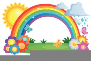 Christian Clipart Free Rainbow.