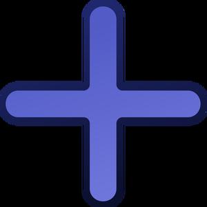 835 christian clipart cross.