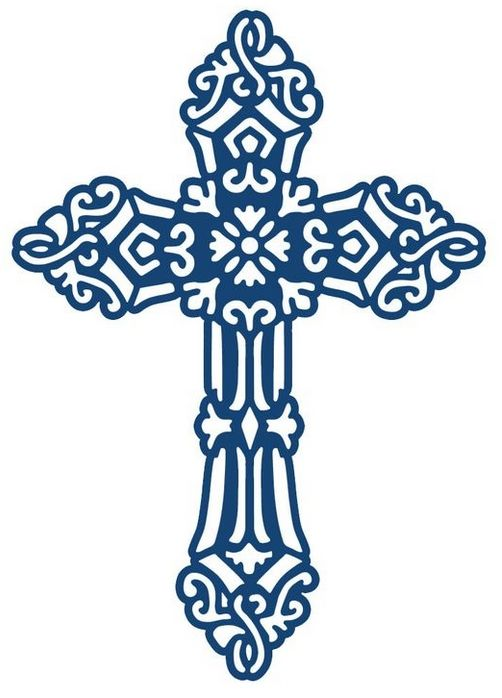 Blue Cross Clipart » Gallery of Crosses.