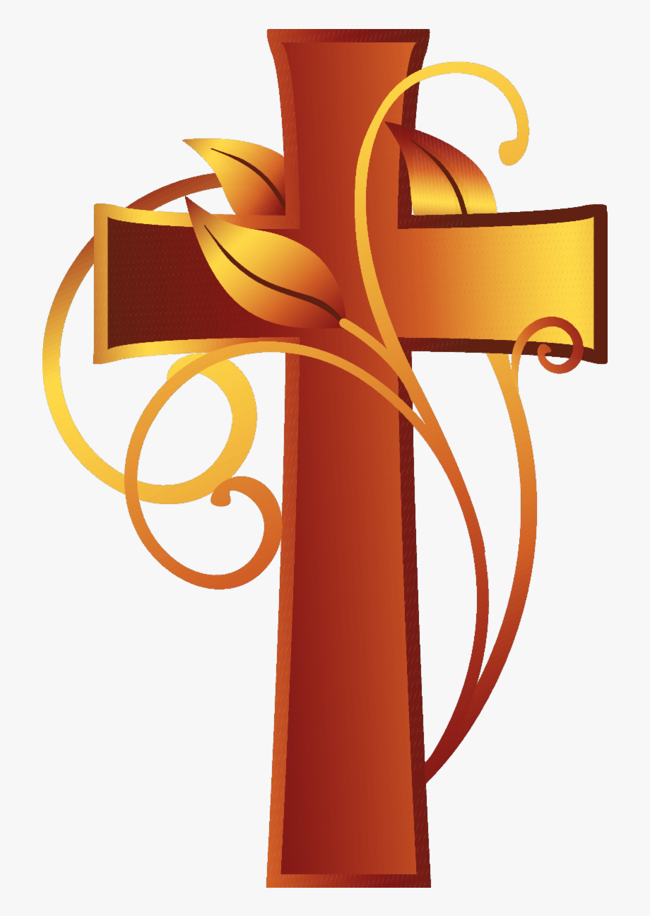 Christian Cross Clip Art #658969.