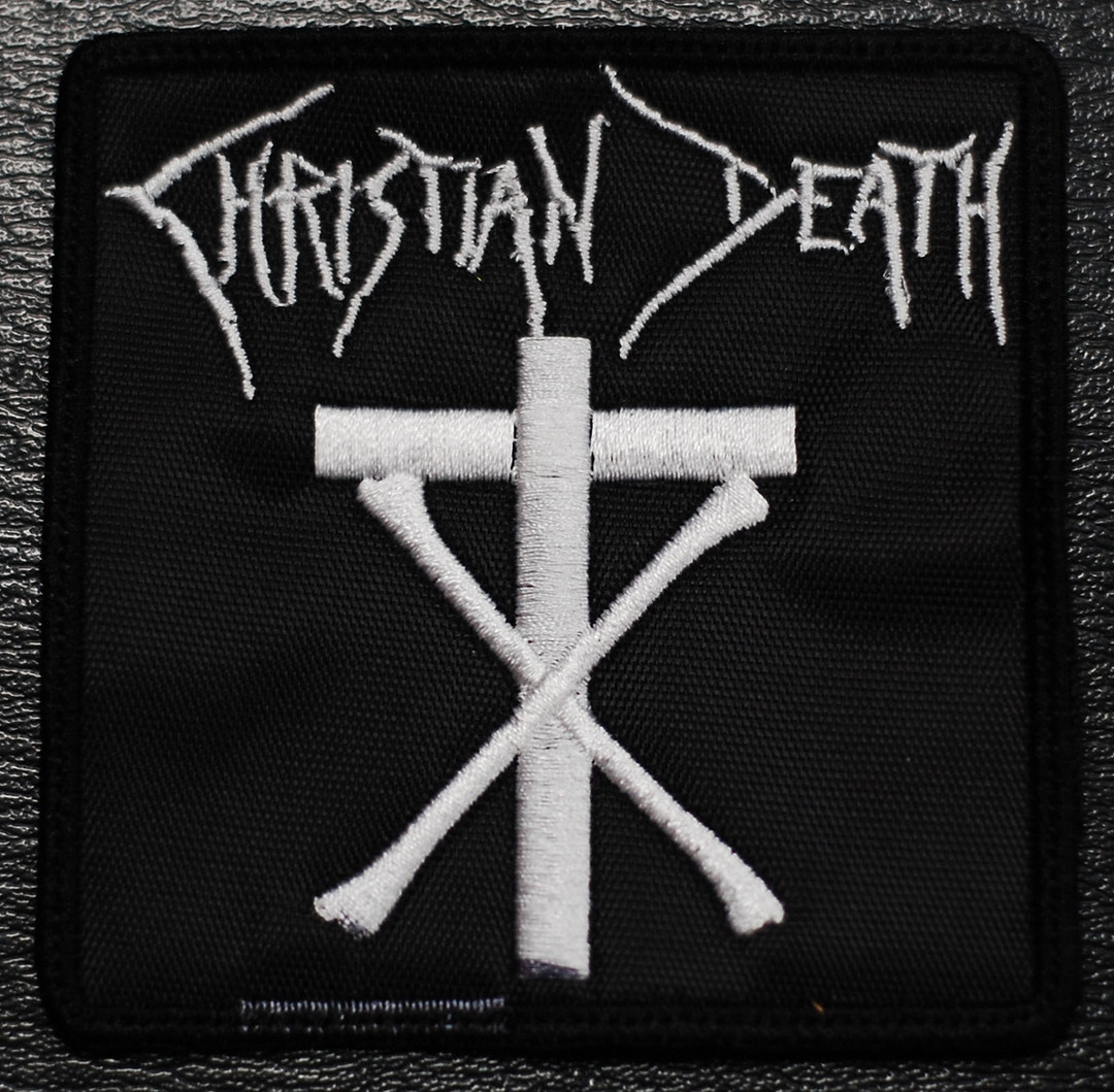 Christian Death Square Logo 3x3\