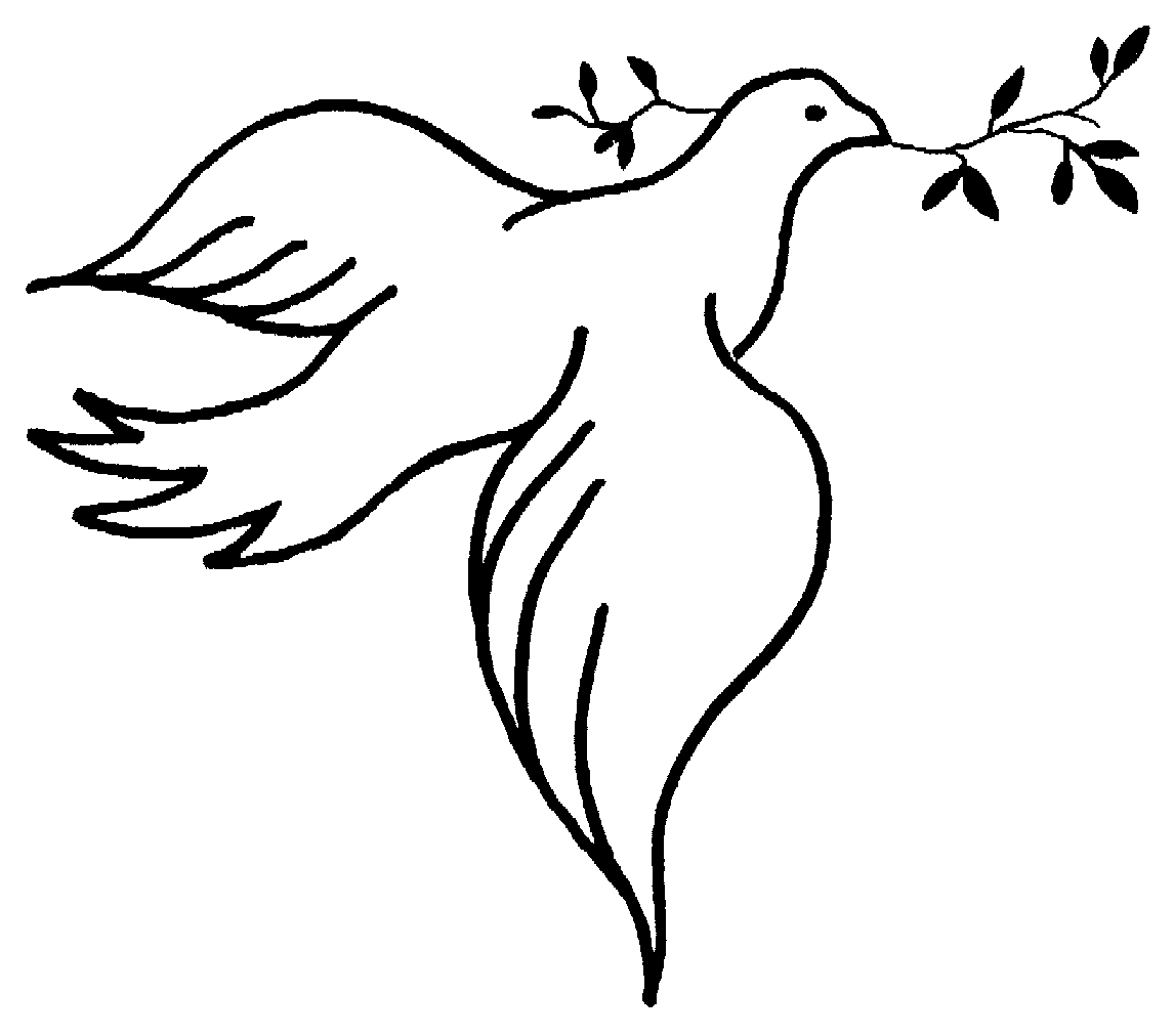 Christian dove clipart free clipart images.