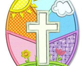 Christian easter egg.