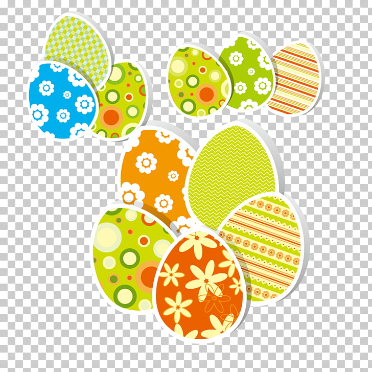 Christianity Easter, Christian Easter Eggs PNG clipart.