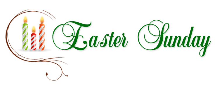 Easter Sunday PNG Transparent Easter Sunday.PNG Images.