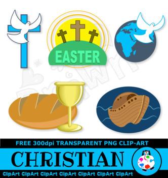 Free Clip Art Christian Faith Icons.
