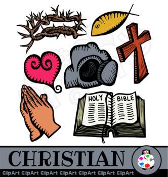 Christian Clip Art.