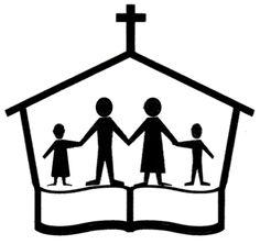 Christian Family Clipart.