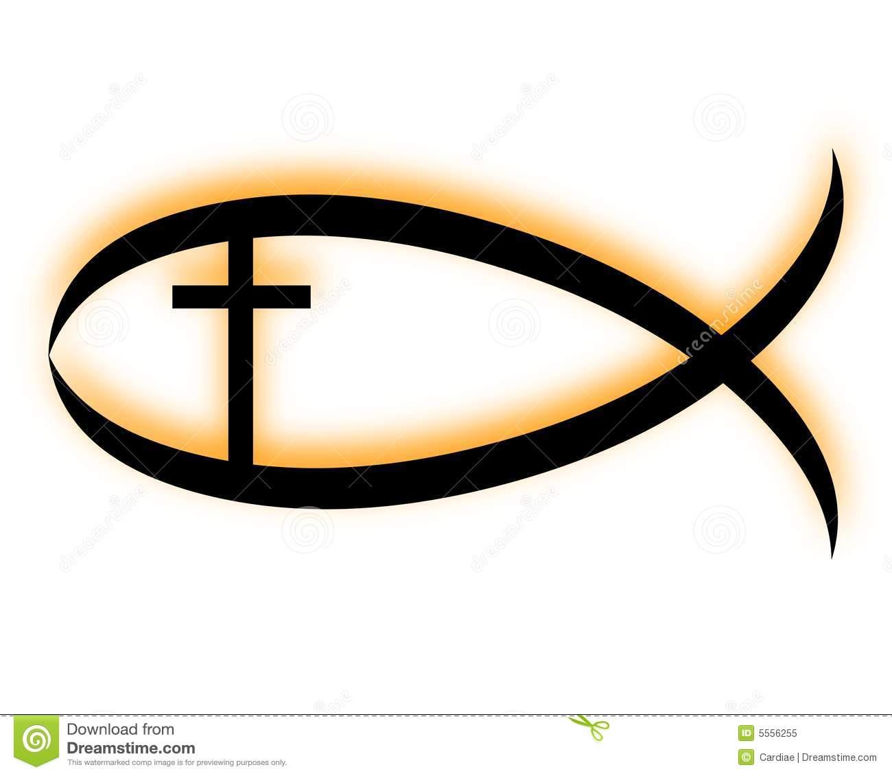 60+ Jesus Fish Clipart.