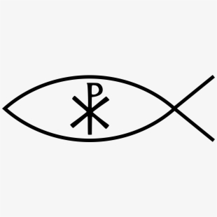Images Of Christian Fish Logo Png.