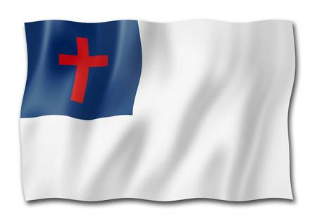 641 Christian Flag Stock Vector Illustration And Royalty Free.