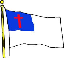 Christian flag clipart 1 » Clipart Station.