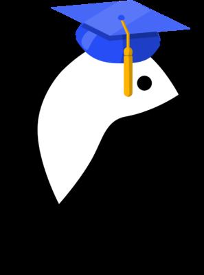Image: Graduate Fish.