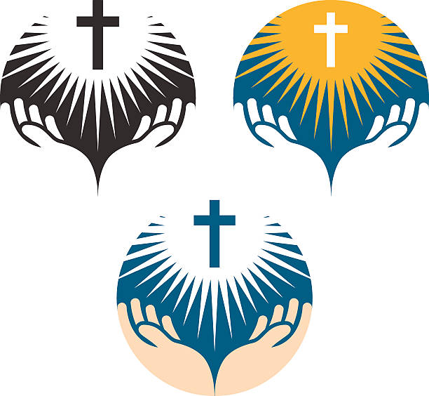 Best Christian Symbols Illustrations, Royalty.