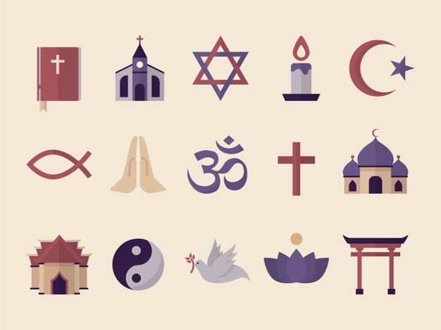 Religion Vectors, Photos and PSD files.