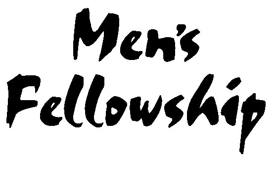 Christian Men's Group Clipart.