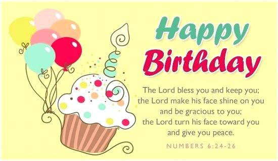 Free christian happy birthday clipart 2 » Clipart Station.