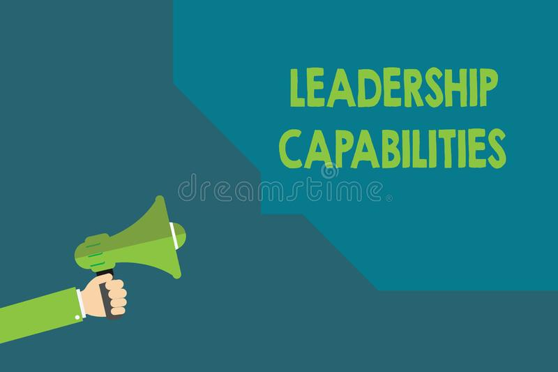 Leadership Performance Stock Illustrations.