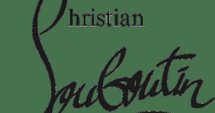 Christian louboutin logo png » PNG Image.